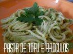 pasta de broculos